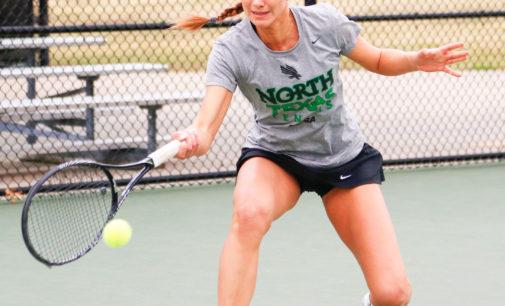 Tennis picks up momentum after slow season start