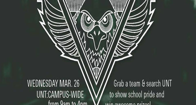 UNT spirit quest to be conducted through social media