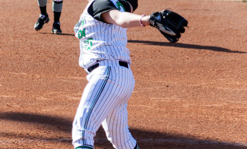 Mean Green pitchers embrace bigger spotlight in CUSA