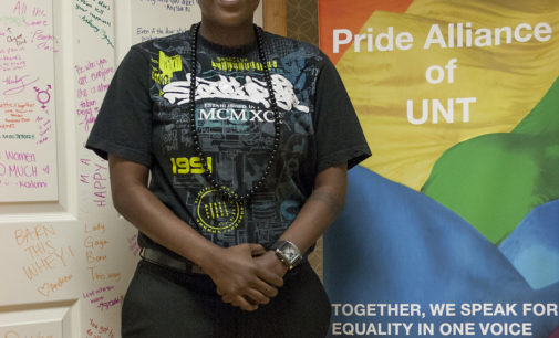 UNT junior chosen to attend Clinton Global Initiative University for LGBTQ rights