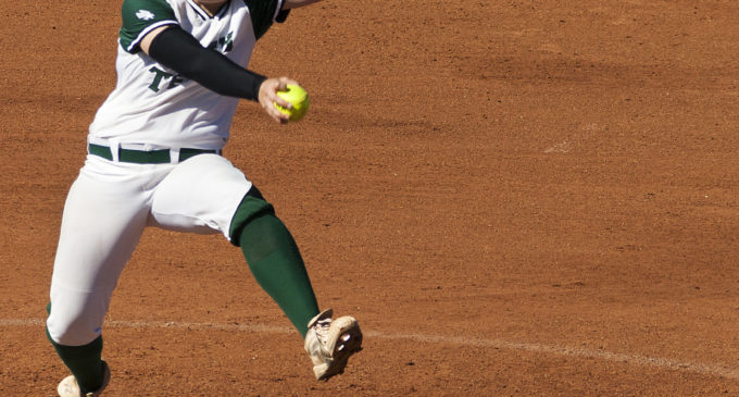 Mean Green softball completes sweep of UTEP