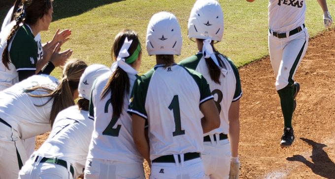Coaching and chemistry causes softball improvement