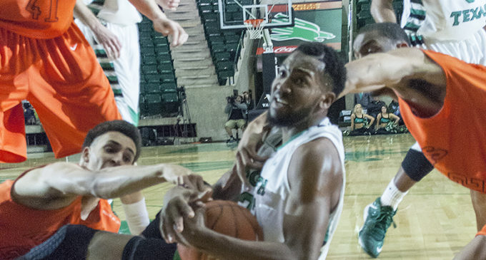 Mean Green men's basketball suffers home blowout against UTEP
