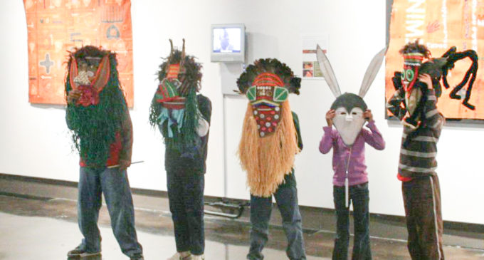 Saturdays at UNT Art Galleries offers fun for entire family