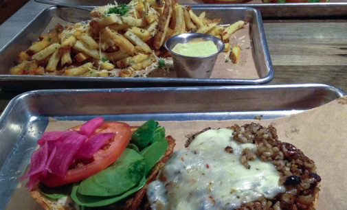 Denton Eats: LSA Burger Company