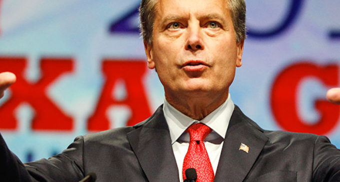 Opinion: David Dewhurst hanging by a thread