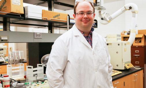 UNT researchers shed light on Texas vodka