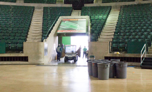 Super Pit staff spends offseason working as community venue