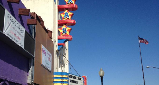Filmmaker alum puts his mark on Oak Cliff