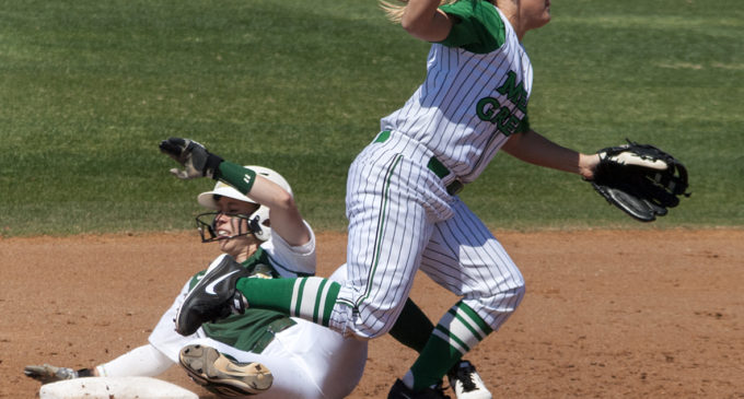 Mean Green softball loses to FIU, swept in weekend series