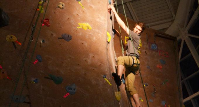 Climbing club optimistic of future following debut year
