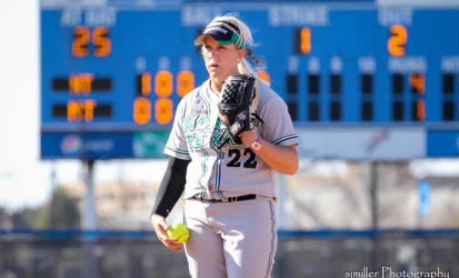 Pitcher focuses on good times amid historic year
