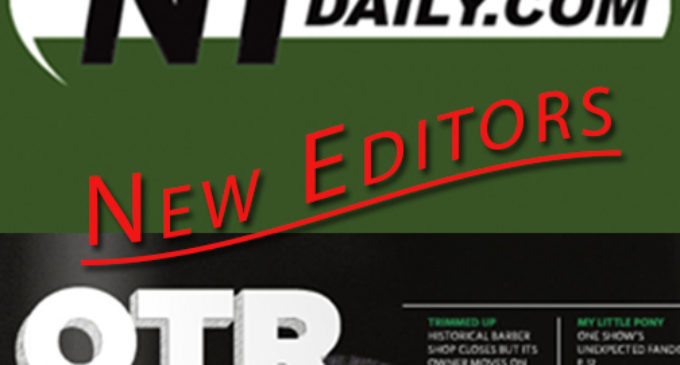 New NT Daily editors chosen by committee