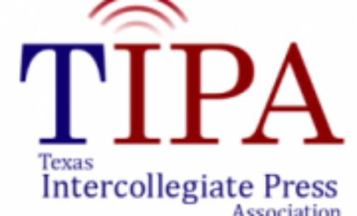 Students represent Mayborn at TIPA