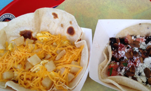 Denton Eats: Rusty Taco lacks shine