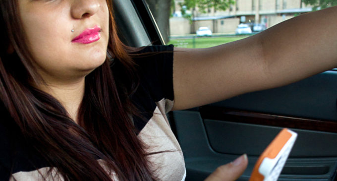 Citywide texting and driving ban to go into effect Tuesday