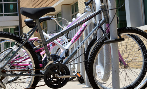 Abandoned bikes on campus to be collected and sold