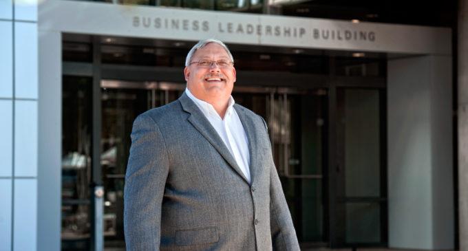 College of Business program earns innovative achievement award