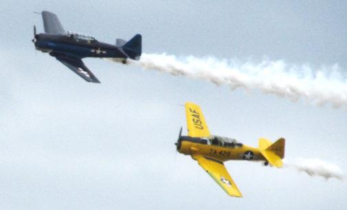 Review: Denton Airshow