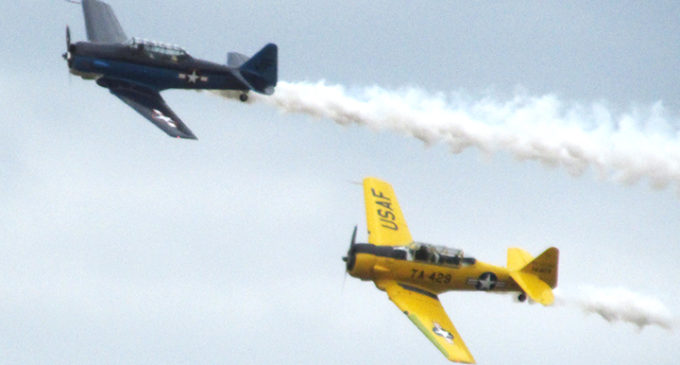 Review: Denton Airshow