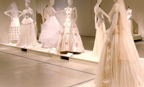 Bridal exhibition to show historic and modern gowns