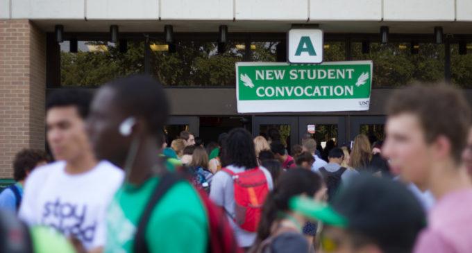 Freshmen split on mandatory First Flight Week