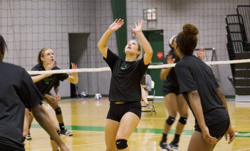 Mean Green volleyball to host Top-15 team during season opening weekend