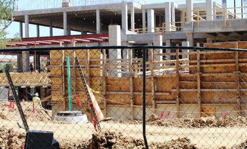 Beyond the construction: The University Union