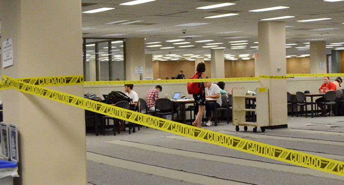 Changes at Willis Library to give students more resources