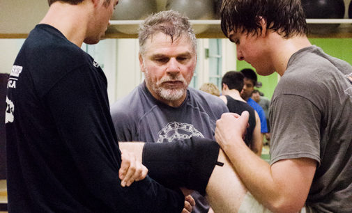 New coach sparks competition for wrestling club