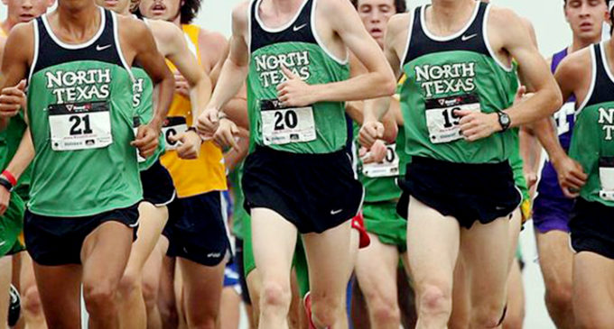 Cross country runner starts the season strong