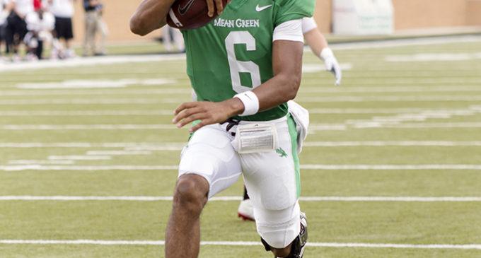 New starting quarterback adjusts to changes