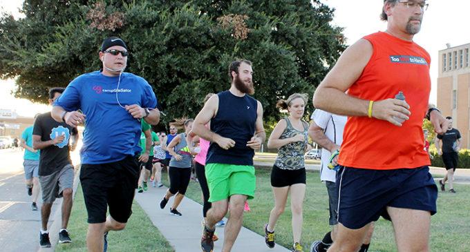 Head out to the Denton Social Run
