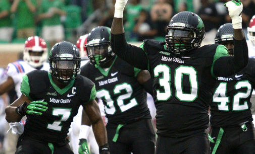 Football looks to bounce back against Nicholls State