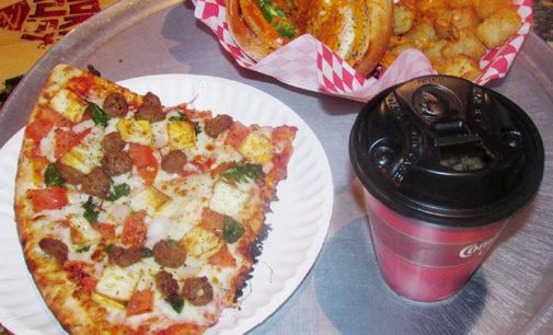 Pizza for breakfast, breakfast for dinner on Fry