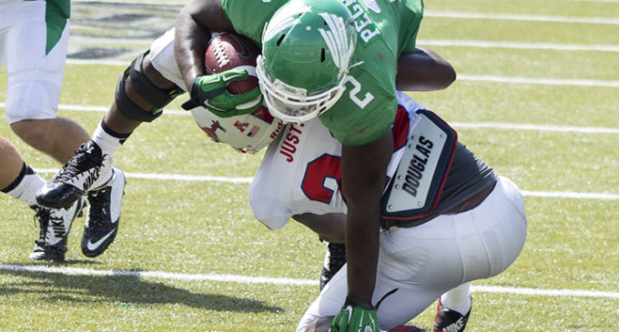 Mean Green offense focuses on running