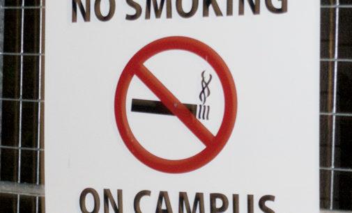 UNT: enforce the smoking ban or take it back