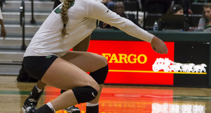 Volleyball tournaments help prepare for conference play