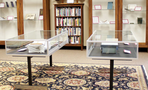 First-edition Victorian literature comes to campus