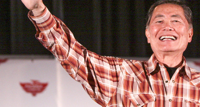 George Takei charts course for UNT campus