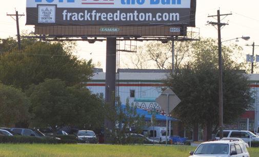 Fracking ban will hurt industry, not Denton