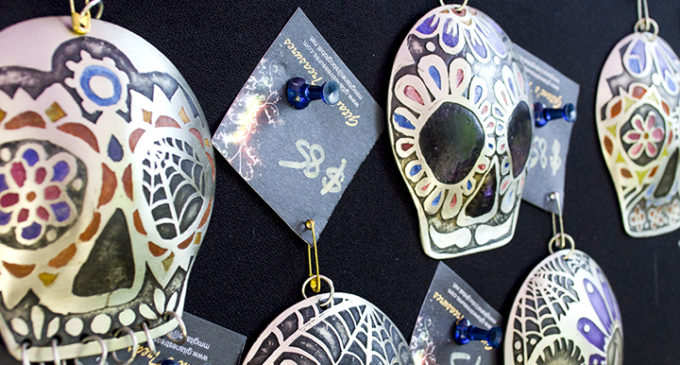Denton's Day of the Dead festivities come alive