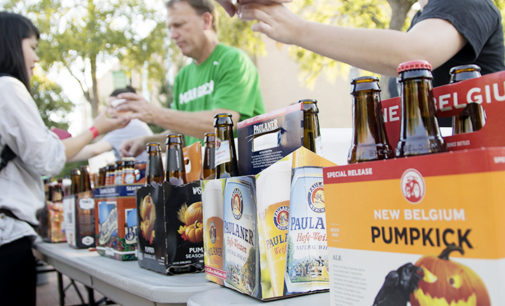Free beer, brats and polka for Oktoberfest