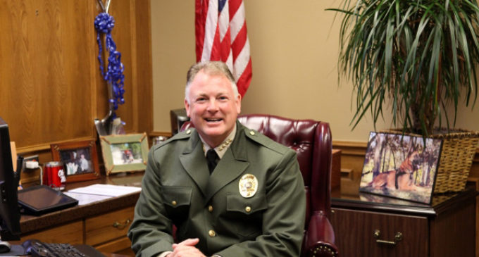 Sheriff leads fight against weed legalization