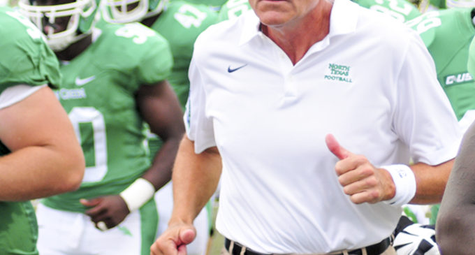 Health issues in the past for Dan McCarney