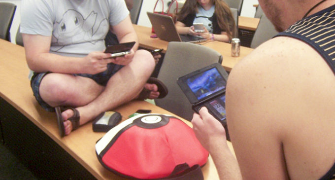 No shade on Pokemon Go, but don't be an idiot