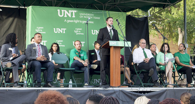 Student, faculty administrators address changing student body