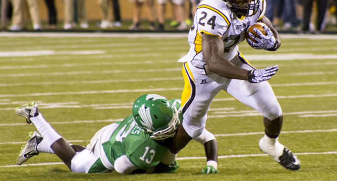 Observations from the Mean Green loss to Southern Miss