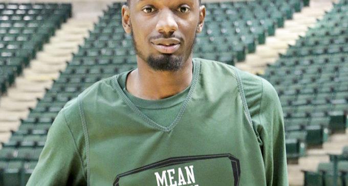 Freshman brings energy to men's basketball