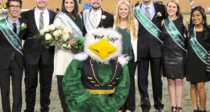 Homecoming court voting begins Oct. 5